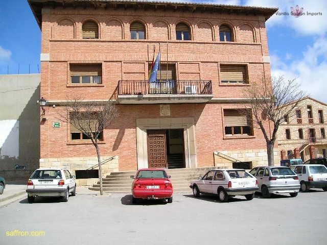 Vanilla, Saffron Imports Museo del Azafran, Monreal del Campo Teruel Spain 2004 665