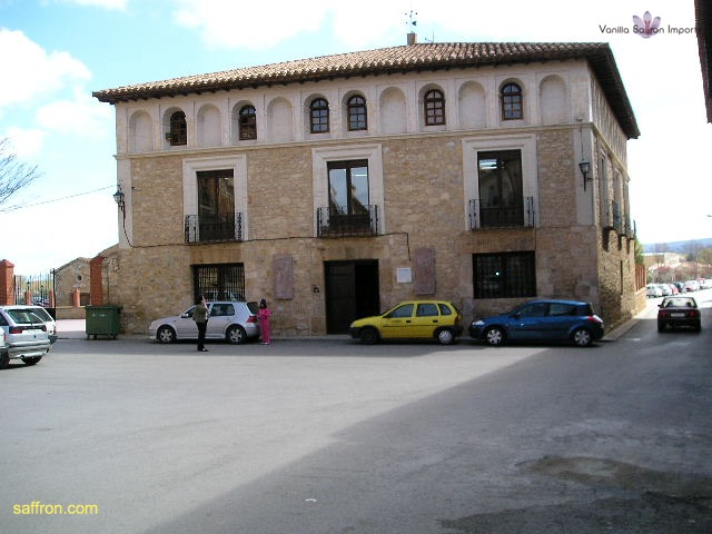 Vanilla, Saffron Imports Museo del Azafran, Monreal del Campo Teruel Spain 2004 666