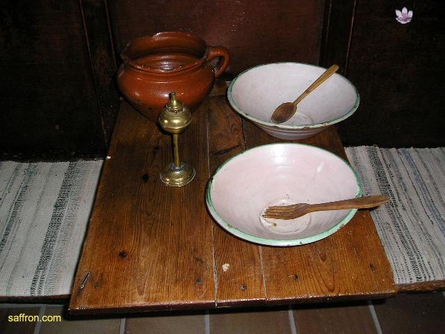 Vanilla, Saffron Imports Museo del Azafran, Monreal del Campo Teruel Spain 2004 708