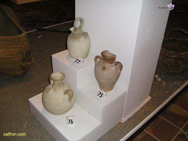 Vanilla, Saffron Imports Museo del Azafran, Monreal del Campo Teruel Spain 2004 770
