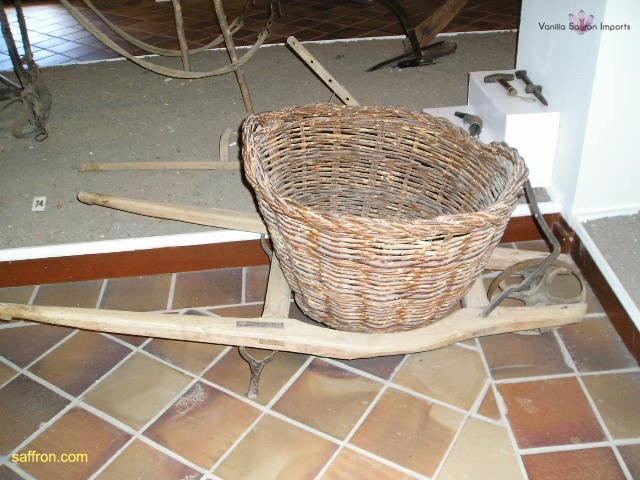 Vanilla, Saffron Imports Museo del Azafran, Monreal del Campo Teruel Spain 2004 774