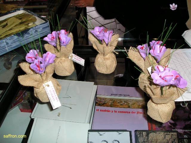 Vanilla, Saffron Imports Museo del Azafran, Monreal del Campo Teruel Spain 2004 786
