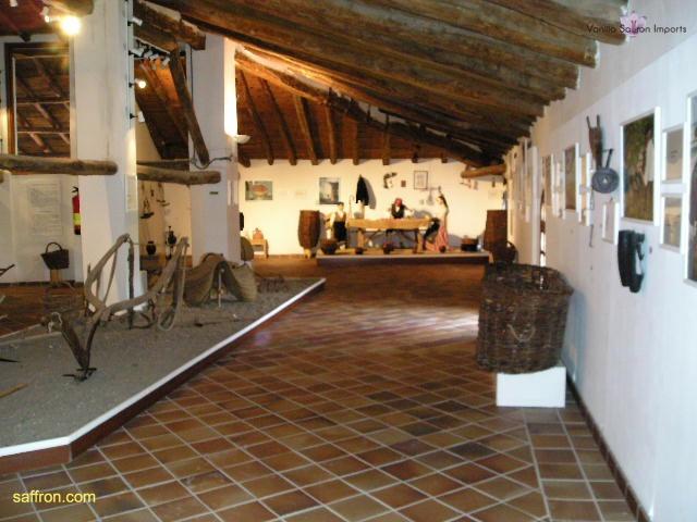 Vanilla, Saffron Imports Museo del Azafran, Monreal del Campo Teruel Spain 2004 794