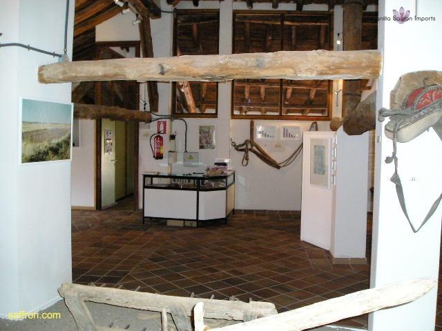 Vanilla, Saffron Imports Museo del Azafran, Monreal del Campo Teruel Spain 2004 799