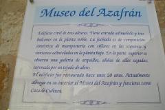 Vanilla, Saffron Imports Museo del Azafran, Monreal del Campo Teruel Spain 2004 673