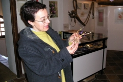 Vanilla, Saffron Imports Museo del Azafran, Monreal del Campo Teruel Spain 2004 689