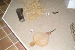 Vanilla, Saffron Imports Museo del Azafran, Monreal del Campo Teruel Spain 2004 780