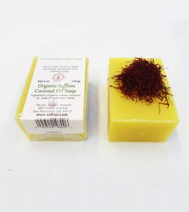 organic-saffron-coconut-oil-soap